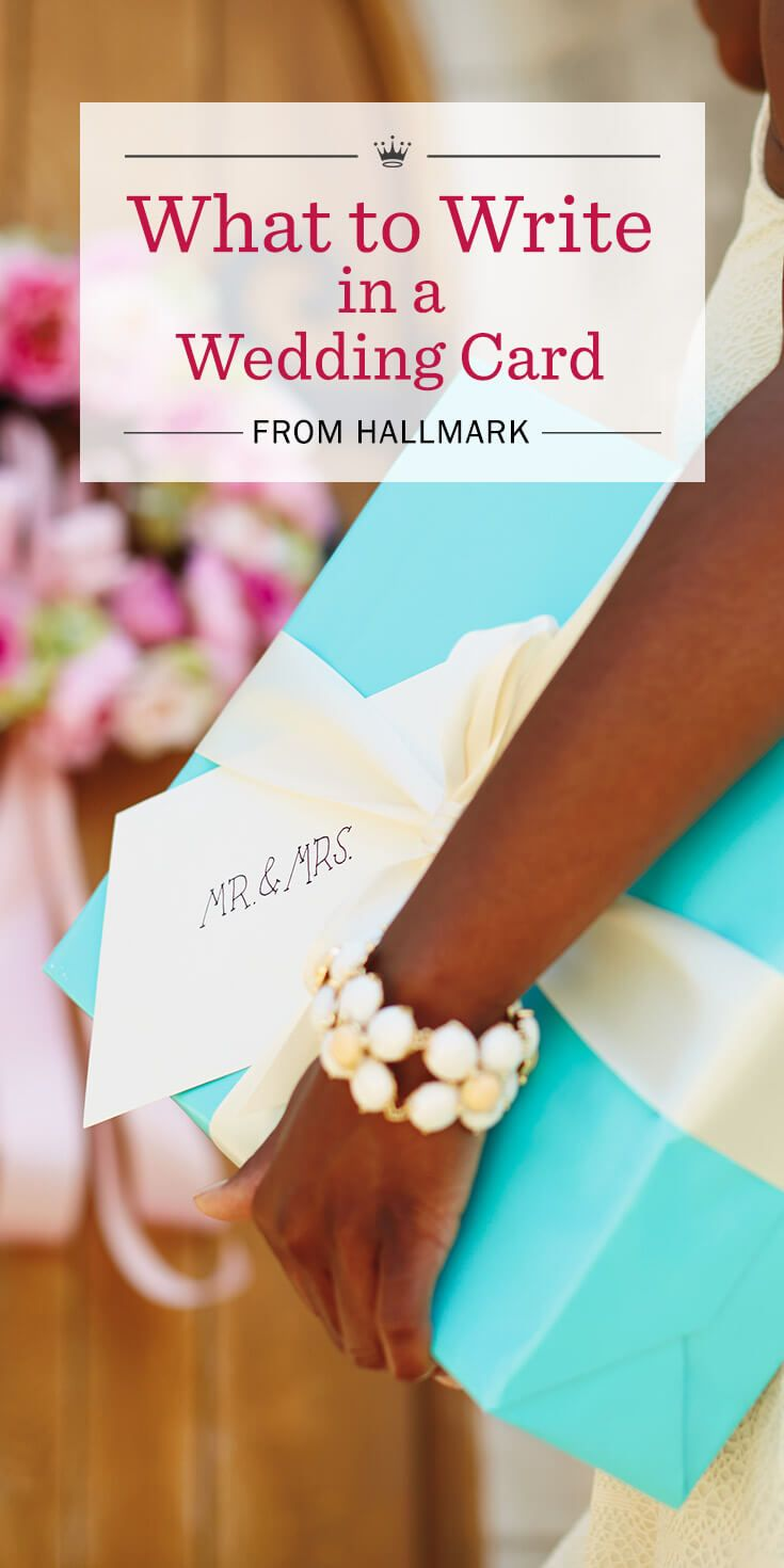 What To Write On A Wedding Card 5