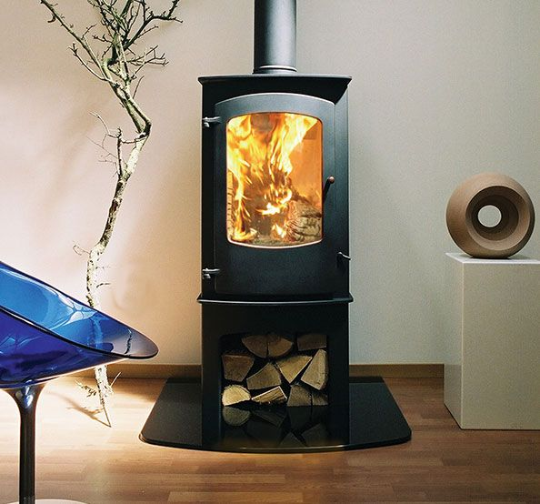 Charnwood Cove 3 Wood Burning Stove Avec Images Poele A Bois