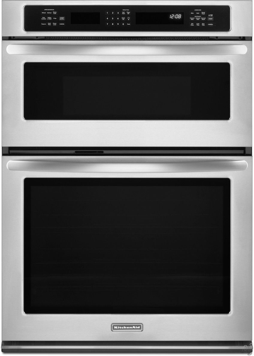 Ge Profile 27 Inch Combination Electric Wall Oven Wall Oven