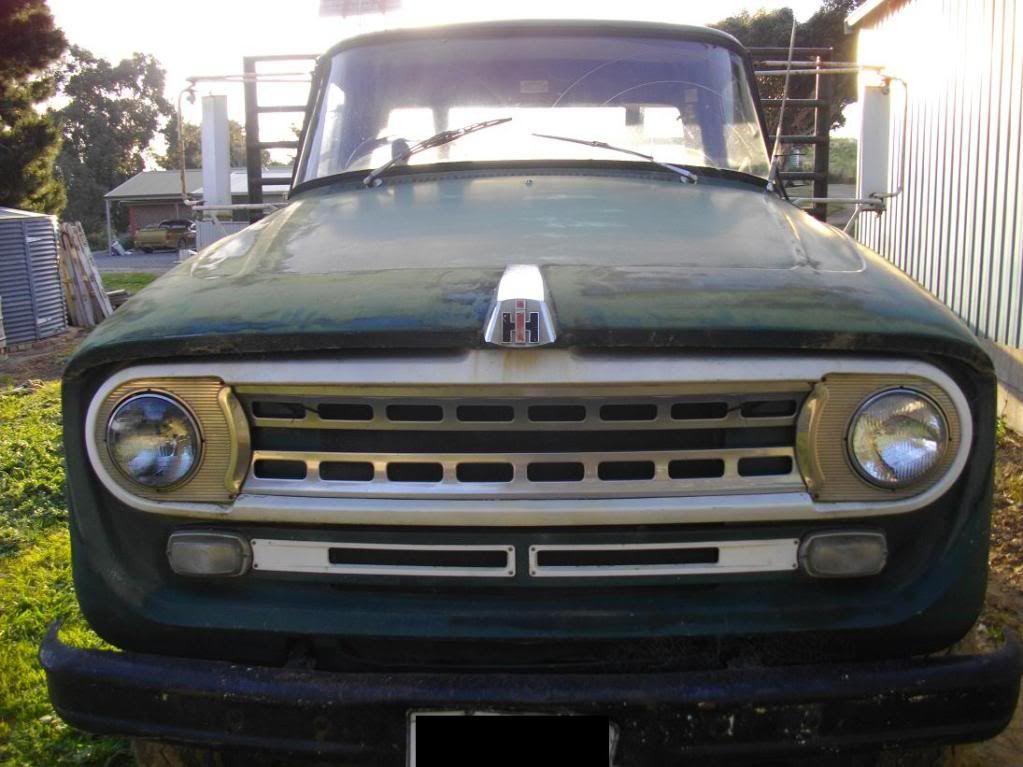 1969 C1840 International truck | Old International Harvester ...