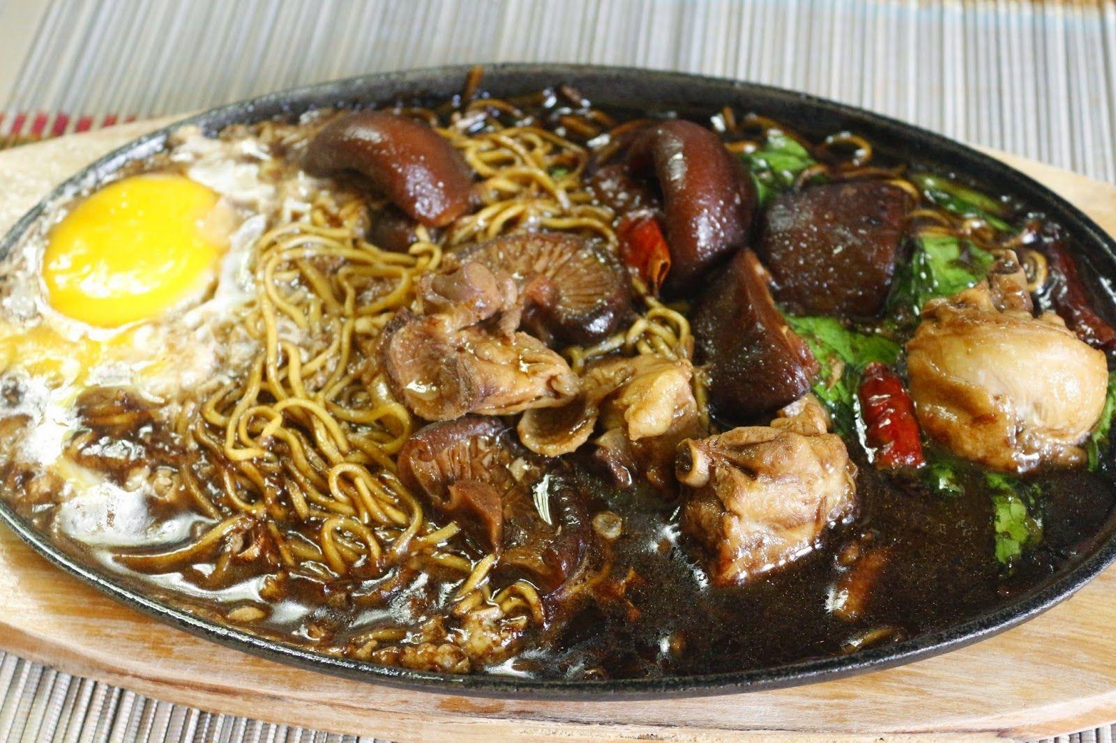 Mi Yee Sizzling & Ayam in 2020 Global cuisine, Malaysian