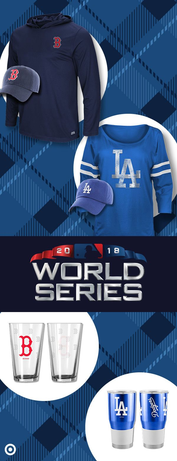 Sport Your World Series Spirit With Jerseys Caps Games And More This October Quality Starts Begin Here Shop Mlb Gear At Targe Mens Outfits Sports Shopping