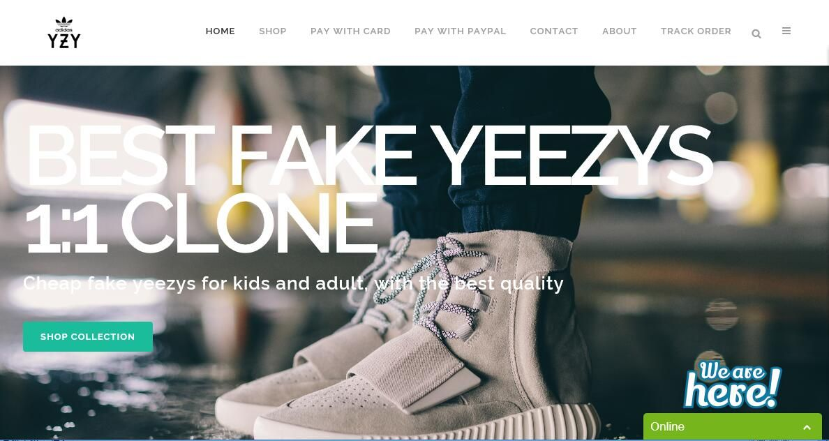 19d5c2292f1 Fakeyeezys.co Review – Fake Yeezys | Sneakers | Yeezy shoes, Fake ...