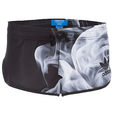 adidas rita ora white smoke shorts