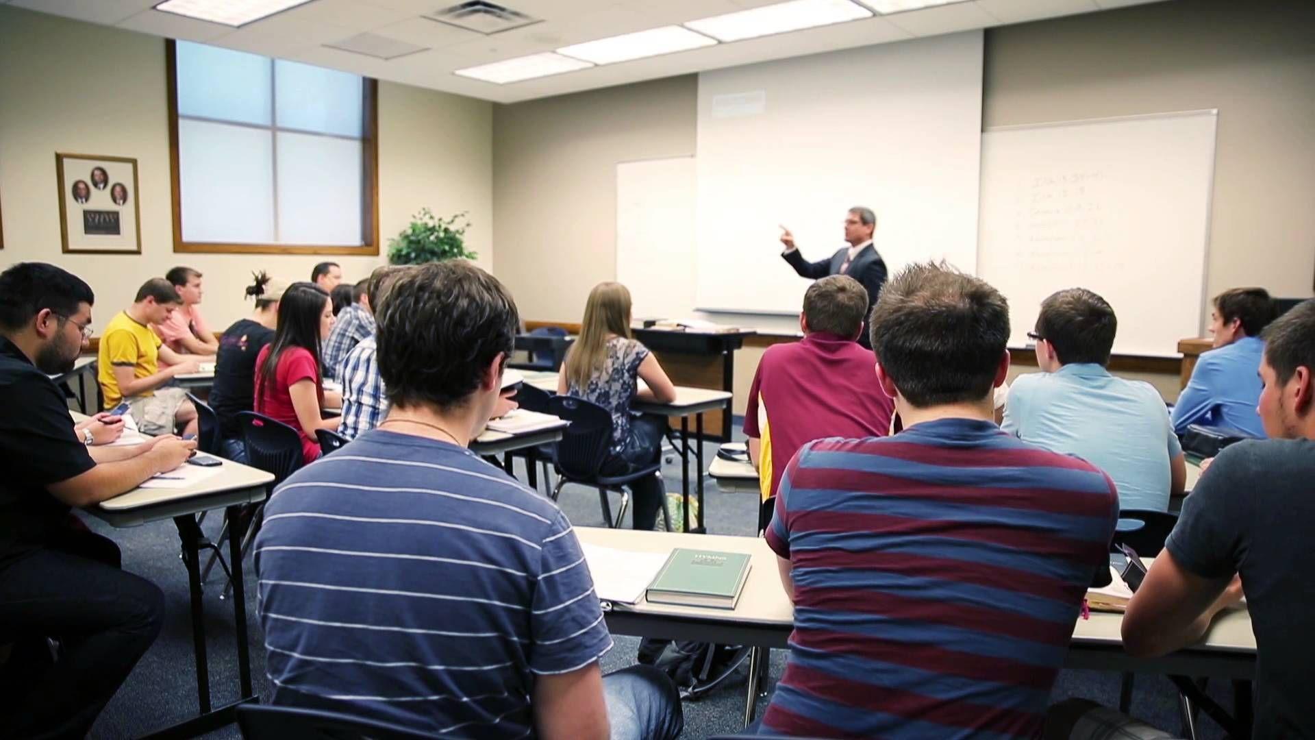 Church leaders on education education good student leader