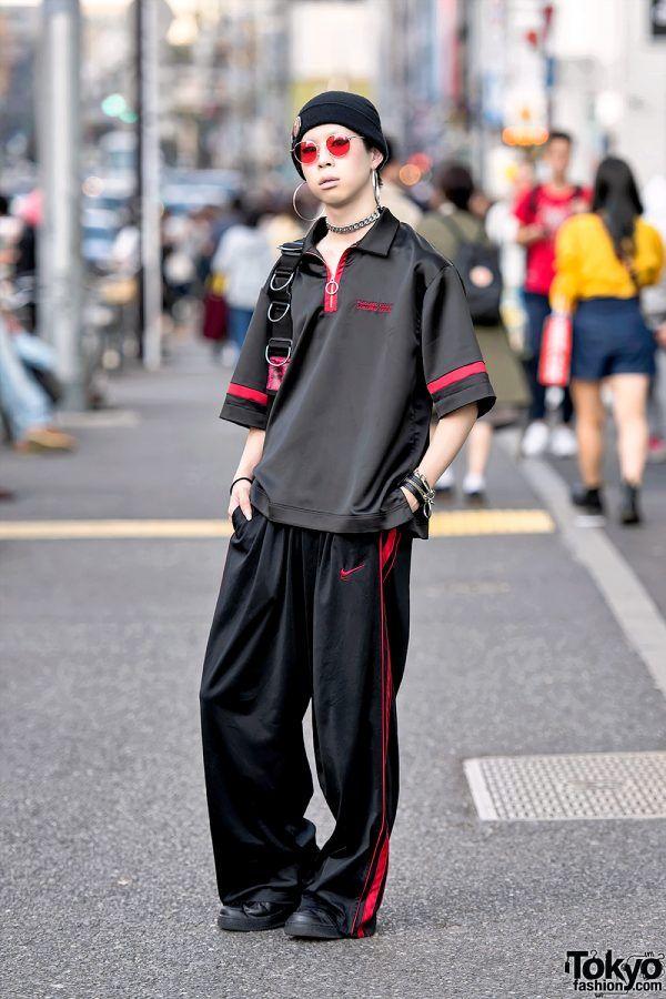Cham is the director of the Japanese streetwear brand BERCERK (via Never  Mind the XU) 7b1e2b4eae0