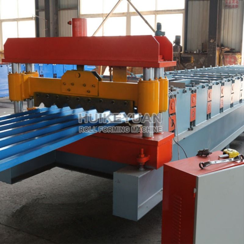 Pin On Roll Forming Machine