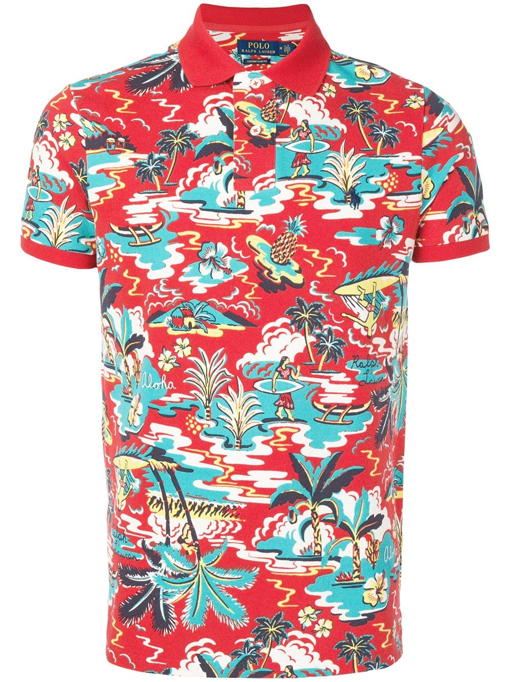 Polo Ralph Lauren T shirt men's big size short sleeves polo sports tops print cut and sew street fashion Polo Ralph Lauren POLO SPORT CLASSIC FIT TEE