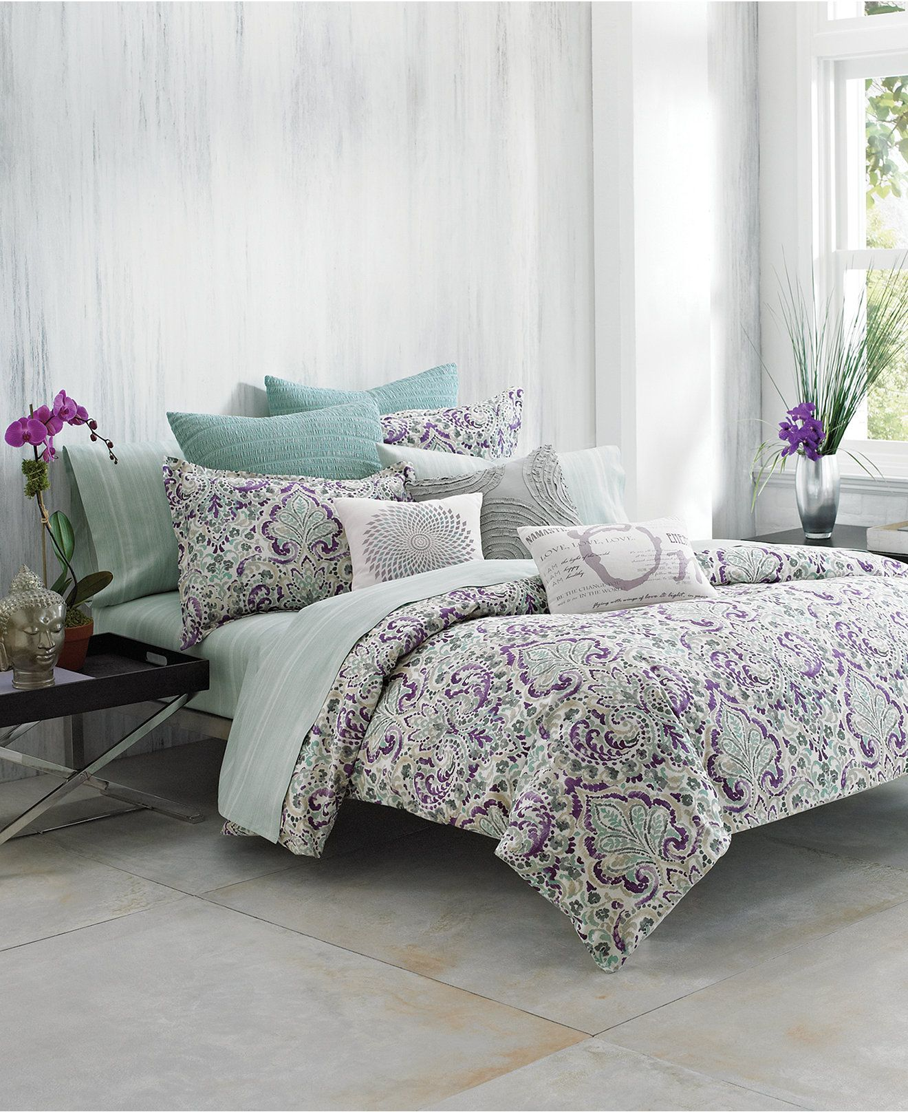 Under The Canopy The Mystic Comforter Sets Bedding