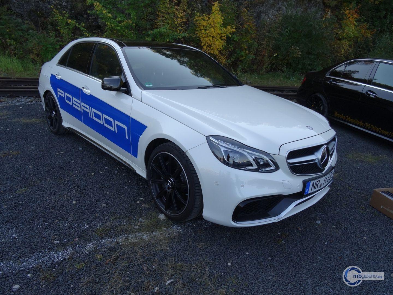 Mercedes-Benz E-Klasse W212 - Modellpflege - Tuner - Poseidon - mbGalerie.org