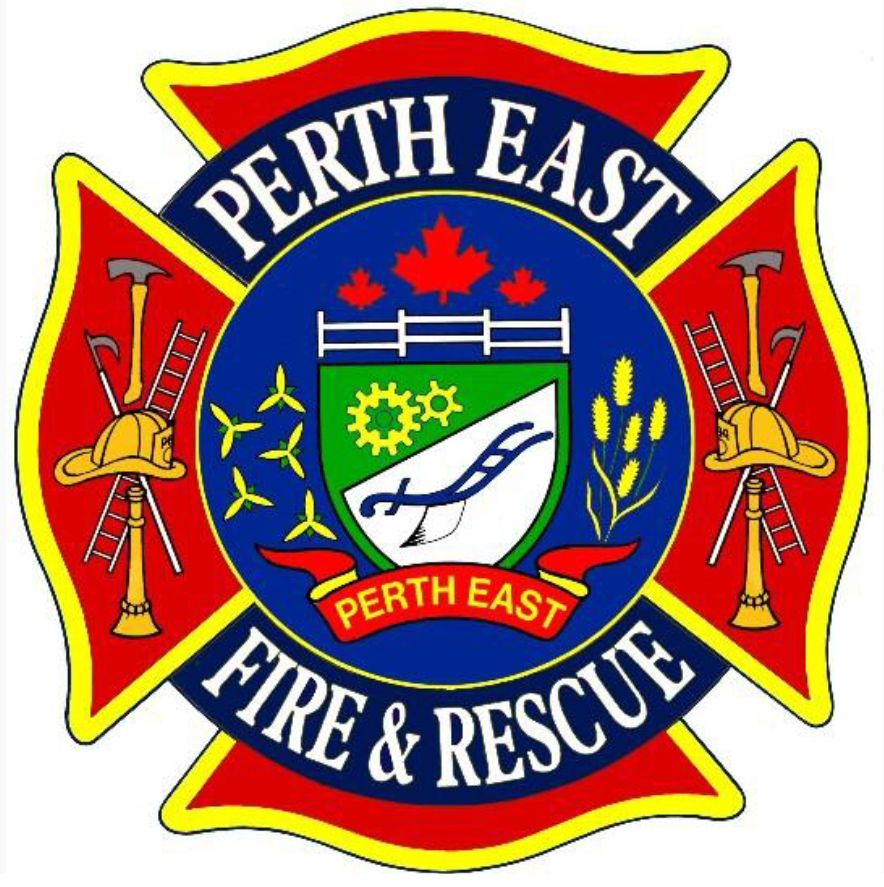 Perth East Fire & Rescue. Logo. Logos, Cavaliers logo