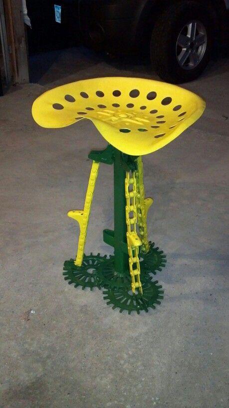 Tractor Seat Tractor Seats Tractor Seat Bar Stools Tractor Art