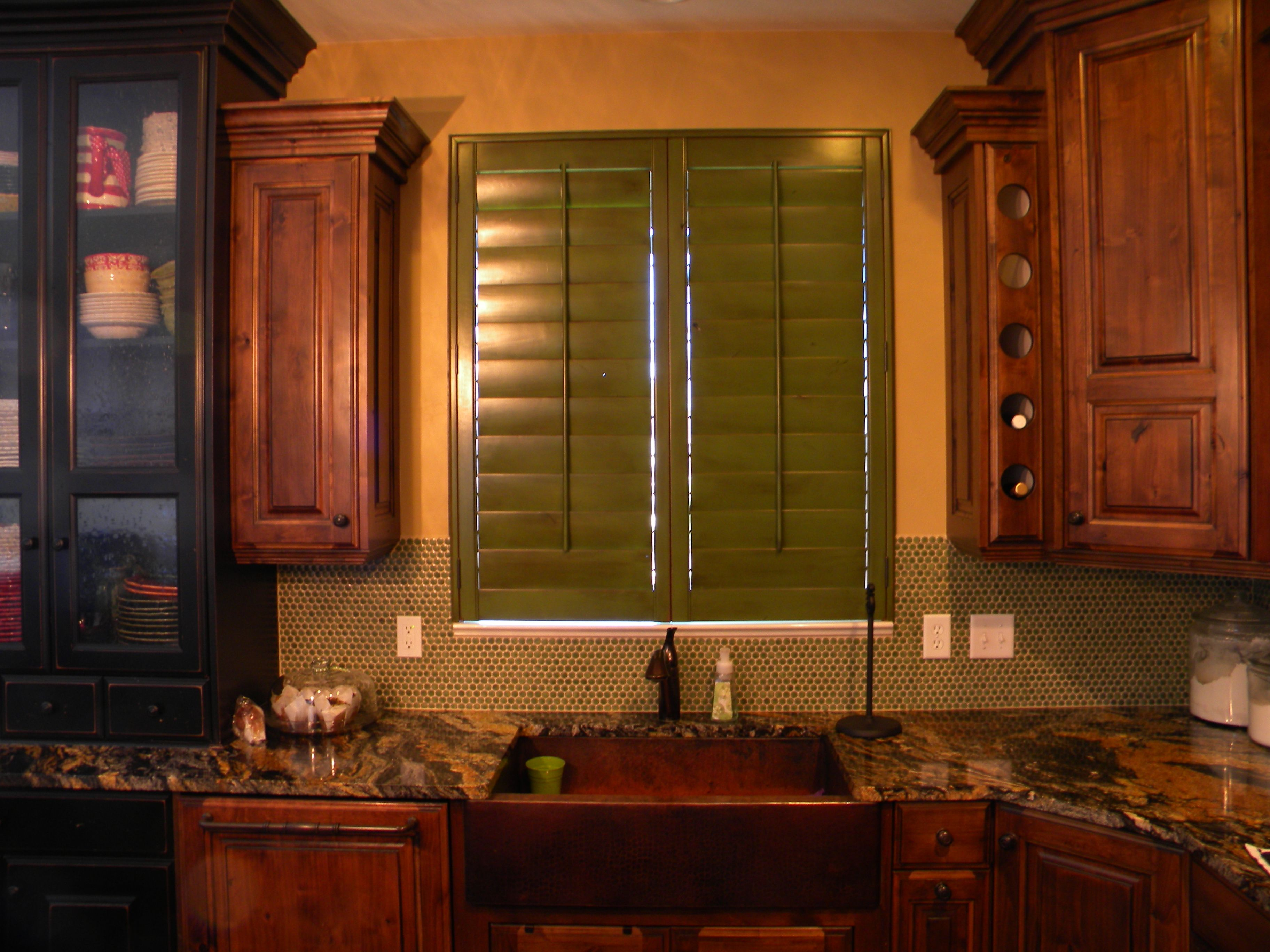 Green Glazed Alder (With images)   Classic interior, Home ...
