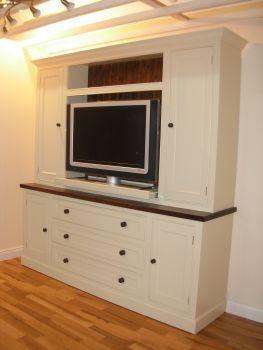 Bedroom Built Ins Large Dresser Dresser With Tv