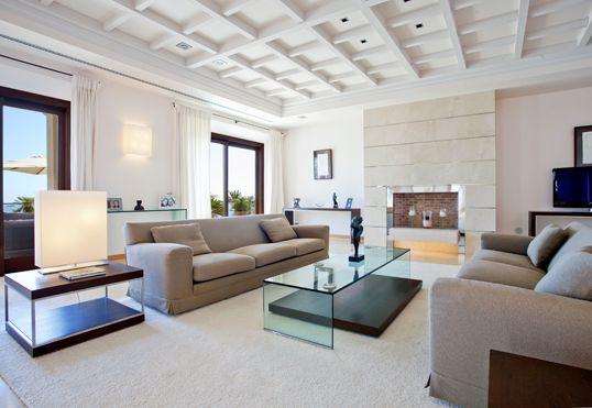 Mit Licht spielen und Atmosphäre schaffen Living rooms, Interiors