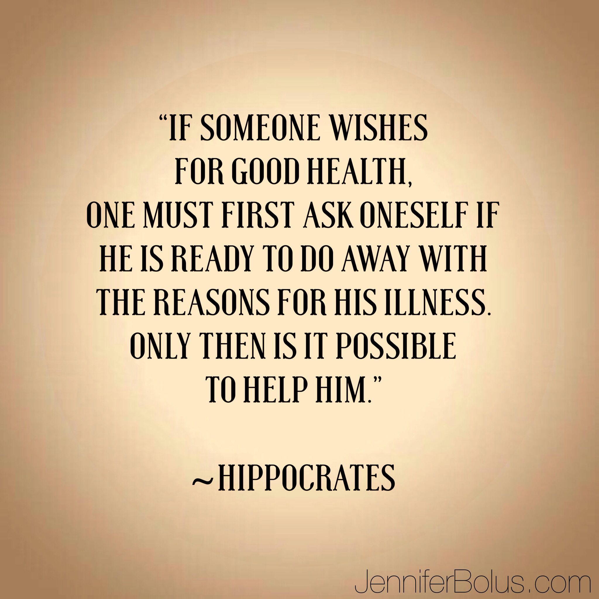 health quote hippocrates (With images) Healing quotes
