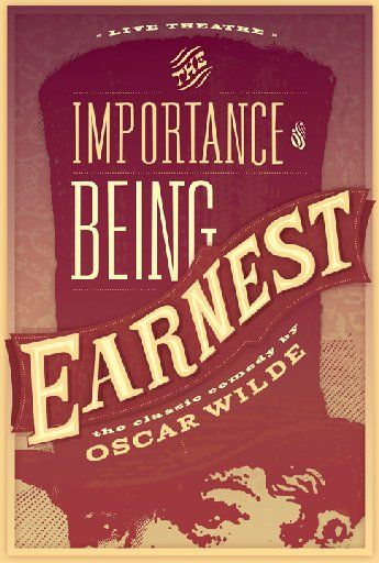an analysis of the play the importance of being earnest by oscar wilde Oscar wilde's play ''the importance of being earnest'' is both humorous and lighthearted  the importance of being ernest:  the importance of being earnest by oscar wilde: summary, analysis .