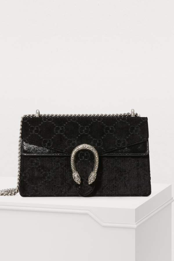 346512e9e Gucci Dionysus GG velvet MM crossbody bag in 2019 | Products | Gucci ...
