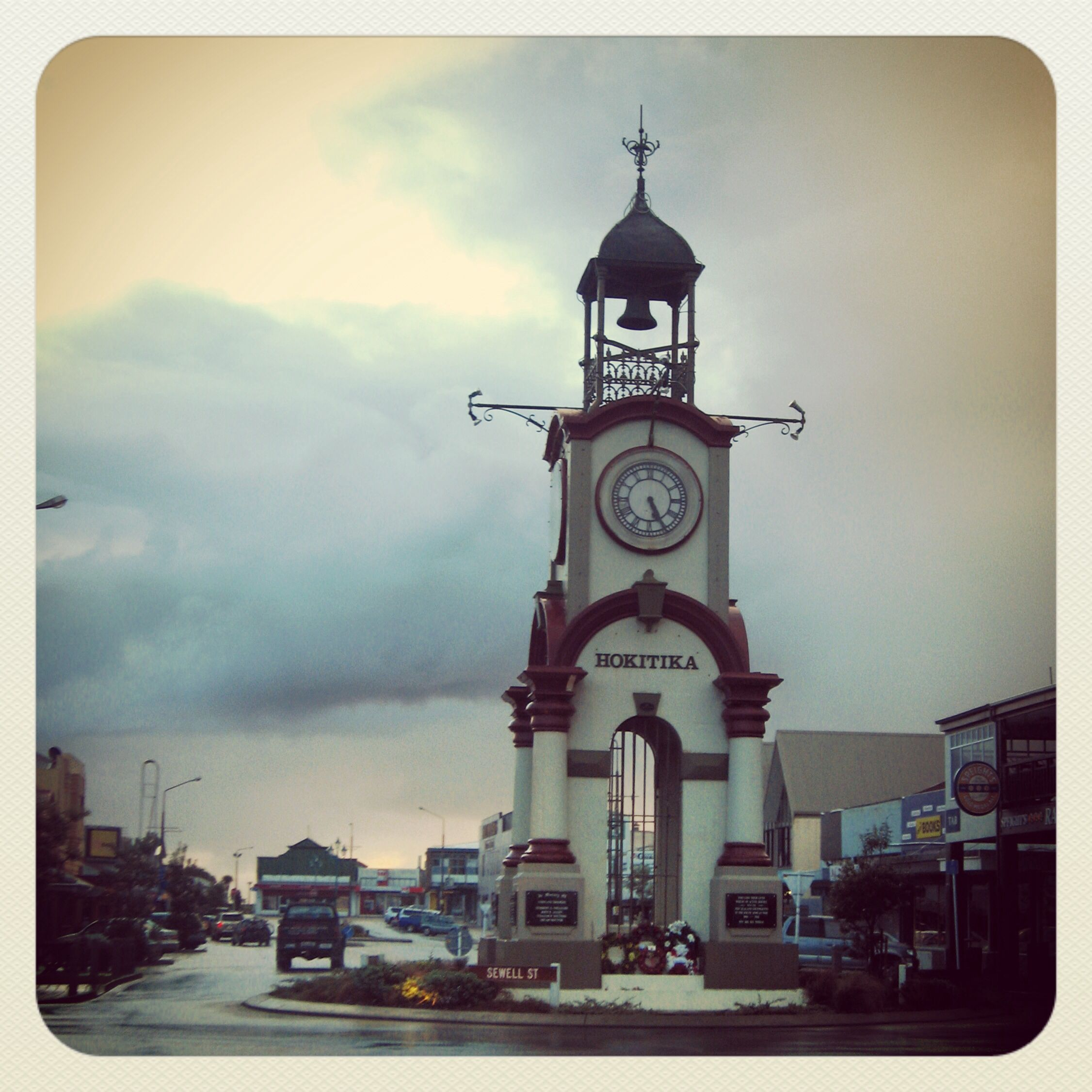 Hokitika - New Zealand