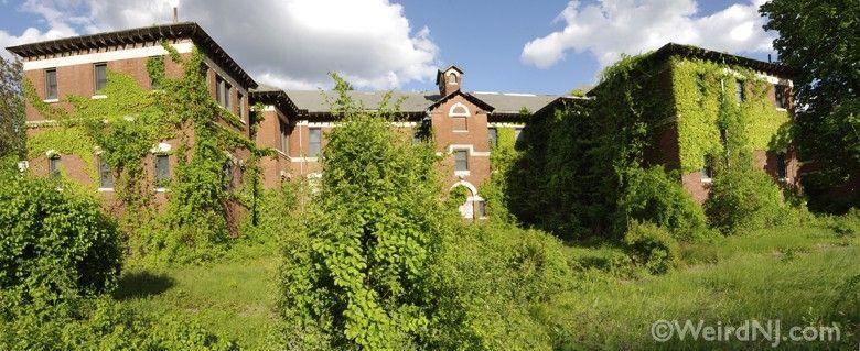 Overbrook asylum Essex County Nj Old asylumshospitals