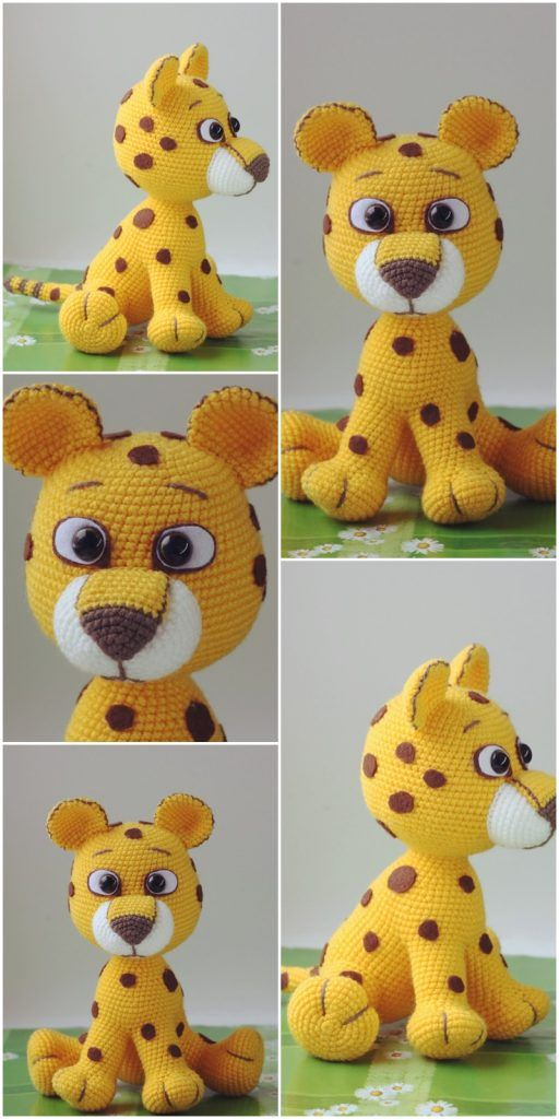 2019 All Best Amigurumi Crochet Patterns - Amigurumi #crochetanimals