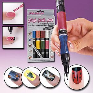 Nail Art Polish Kit - kitharingtonweb