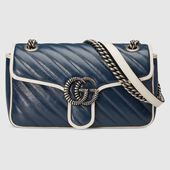 Photo of Gucci GG Marmont small shoulder bag       This image has get 0 repins.    Author…