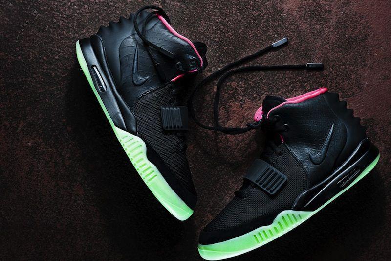 Nike Air Yeezy II Release Raffle @ Kith