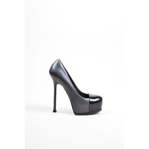 Pre-owned - Grey High heel Saint Laurent YcQzc2gVs