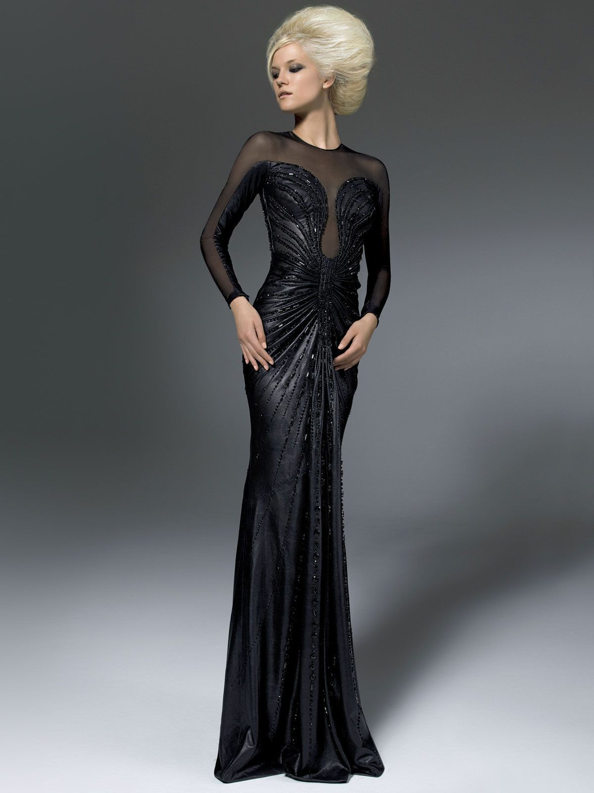 Versace wedding dress  Le LaidThe Ugly Very Versace  Gowns  Pinterest  Versace Gowns