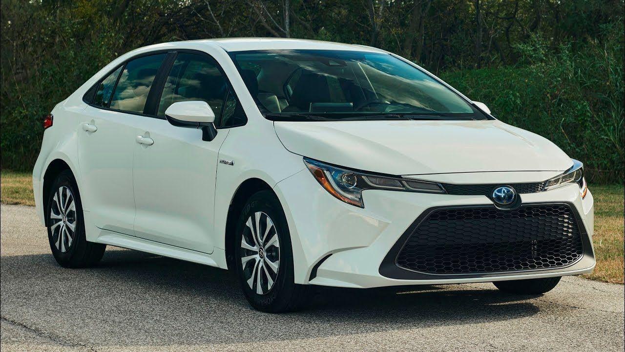 2019 Toyota Corolla Hybrid Toyota Arabalar