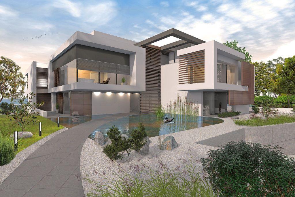 modernes mehrfamilienhaus bauen 3 6 parteien mit penthousewohnung mehrfamilienhaus bauen. Black Bedroom Furniture Sets. Home Design Ideas