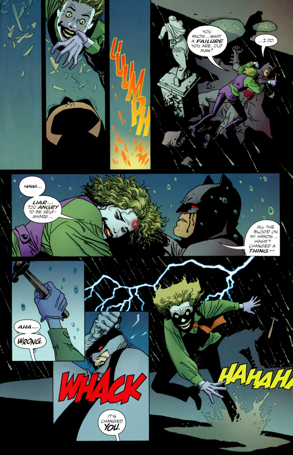 Martha Wayne The Joker From The Flashpoint Paradox Batman And