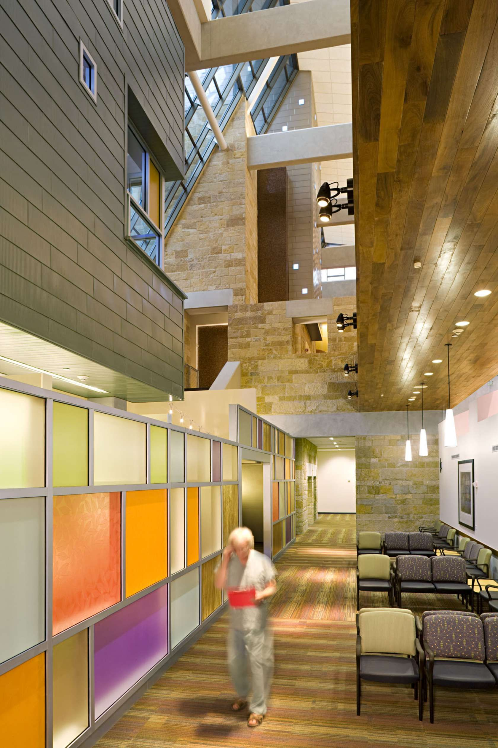 The new Dell Children's Medical Center of Central Texas is