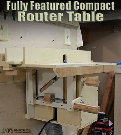 I think a router table is one of those tools that we often think and the ideal standard seems to be norms huge router table from the new yankee workshop greentooth Choice Image