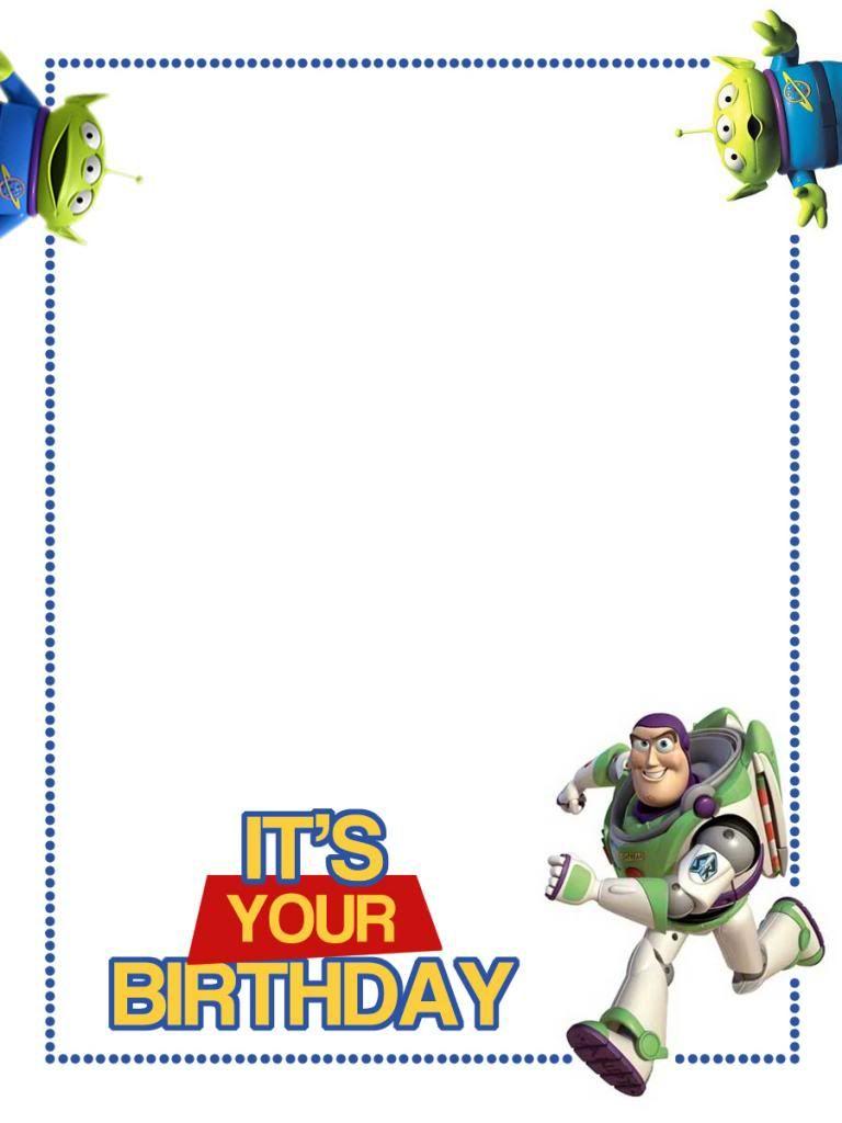 Toy Story Birthday Party Toy Story Party Toy Story Birthday