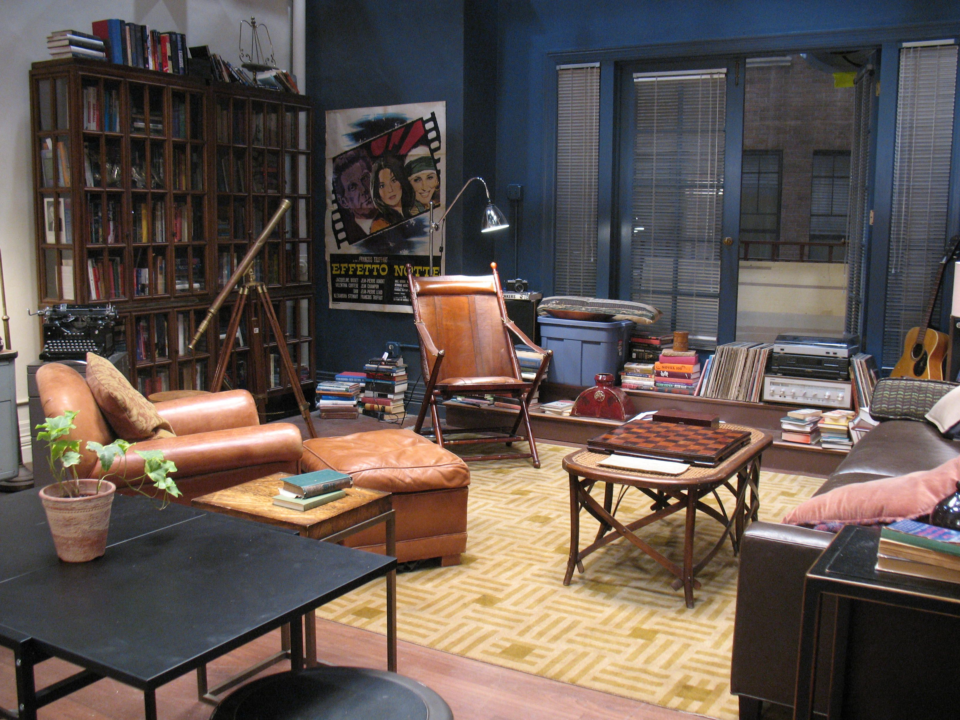 Related spencer hastings living room hanna marin kitchen - We Love Ezra S Apartment Pretty Little Liars