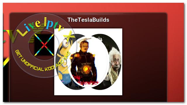 TheTeslaBuilds Kodi Build Download TheTeslaBuilds Kodi