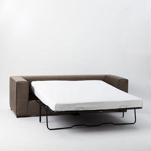 Walton Sleeper Sofa | West Elm   Custom Colors Available