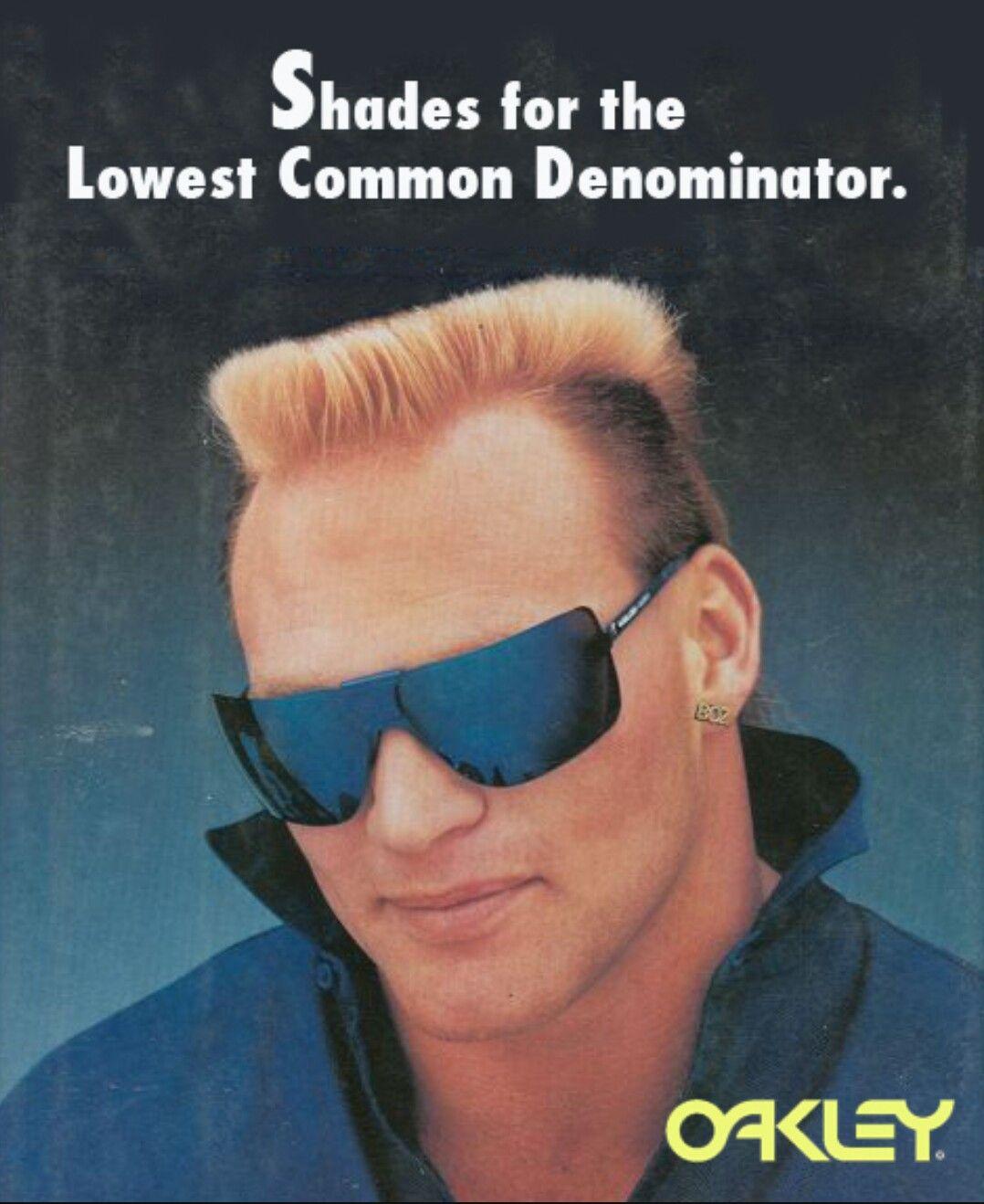 b69d96bebd4b ... spain vintage ad for oakley sunglasses vintagead vintageadvertising  vintageadvertisement oakley oakleysunglasses fashion style 80s 90s vintage