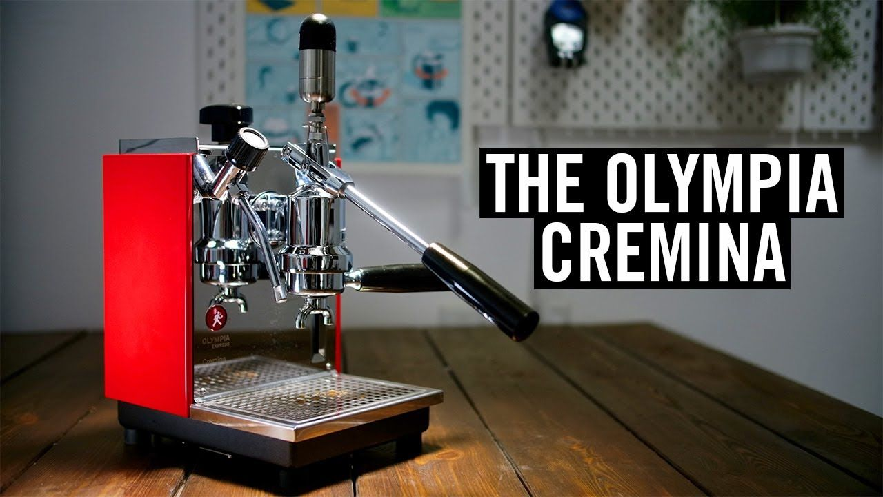 Review The Olympia Cremina Youtube In 2020 Coffee Olympia Espresso Machine