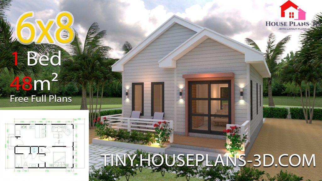 Find Tiny House Plans Tiny House Plans Gable Roof House House Plans Small House Design Plans
