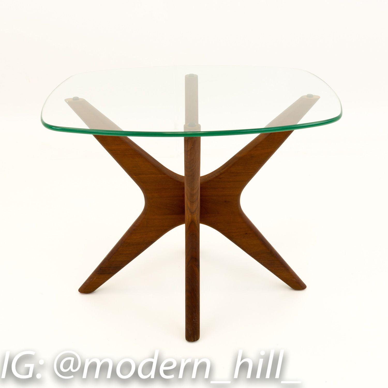 Adrian Pearsall Mid Century Modern Jacks End Table Midcentury