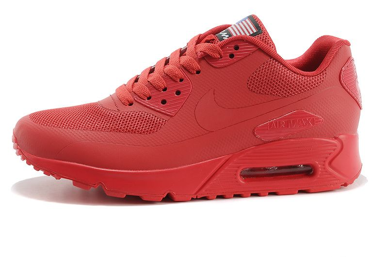 newest collection 57786 54883 Air Max 90 Hyperfuse Prm Mens Shoes Red. Air Max WomenWomens Nike ...