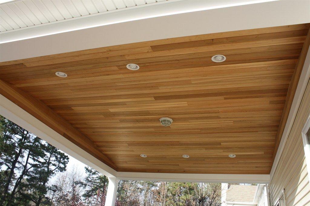 Cedar Plank Ceiling Lighting Wood Plank Ceiling Plank Ceiling Wood Ceilings