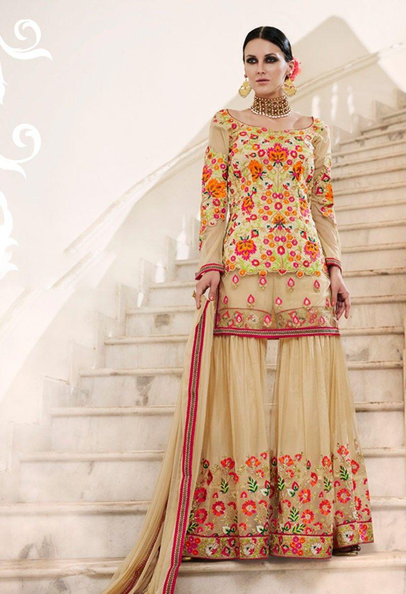 59d959be0d Pakistani Suits, Pakistani Dresses, Palazzo Suit, Designer Salwar Suits,  Designer Dresses,