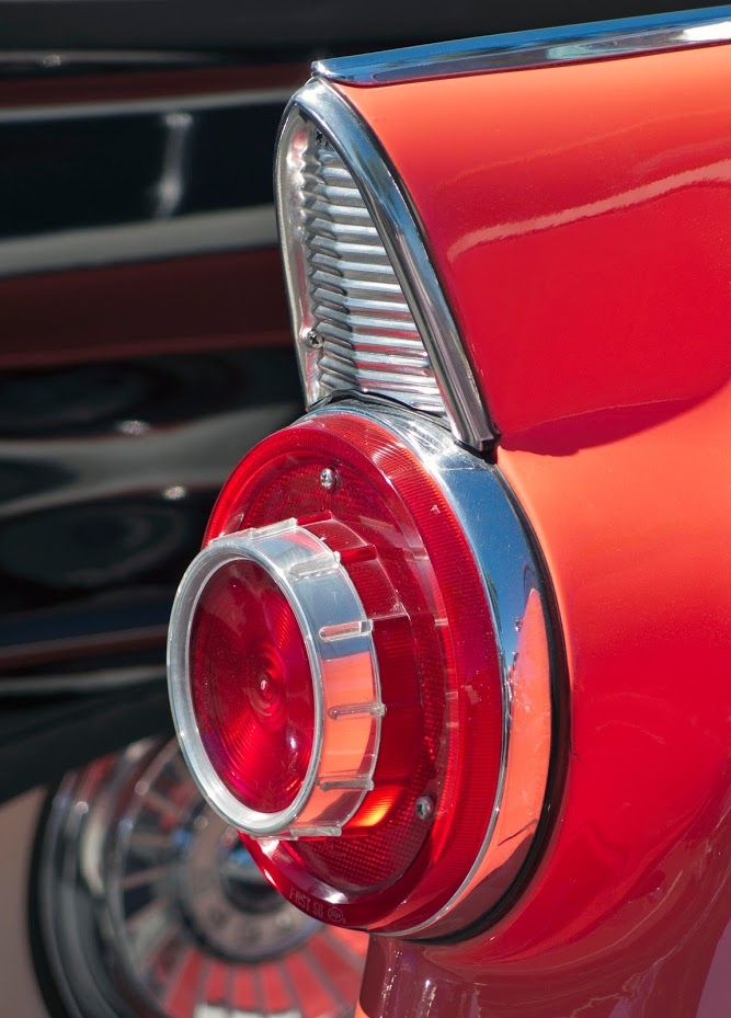 Thunderbird | lauragain | Pinterest | Tail light, Cars and Ford ...