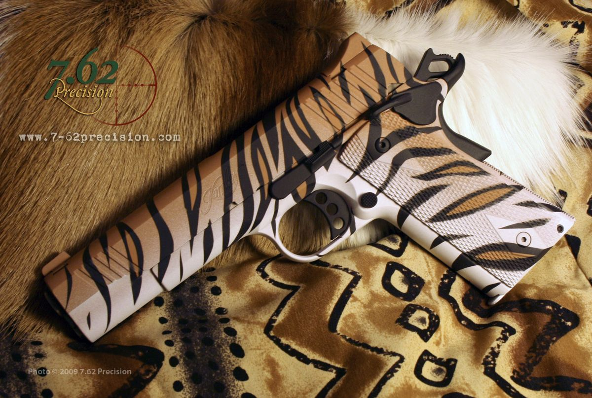 nature skin patterns kimber 1911 siberian tiger and tigers