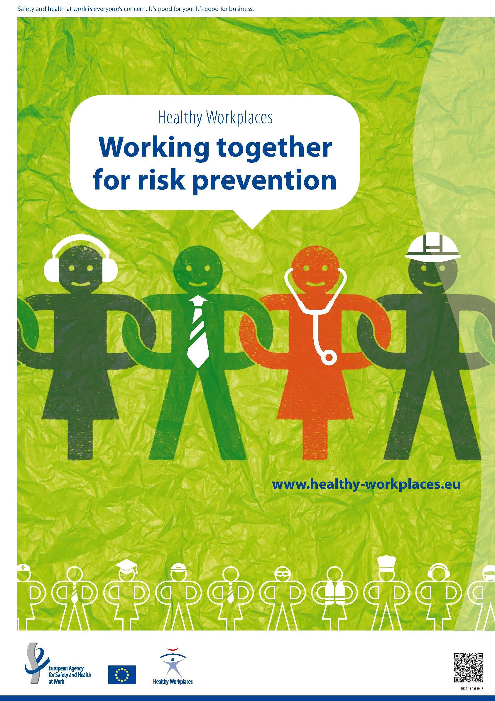 Promotion materials — OSHA — European Agency for Safety