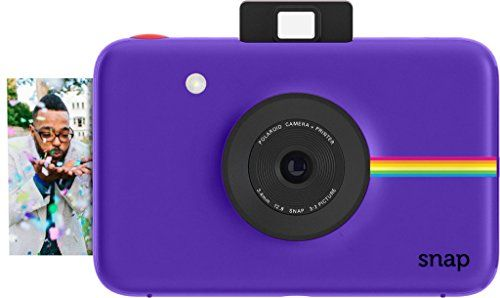 Polaroid Snap Instant Digital Camera Purple With Zink Z Https
